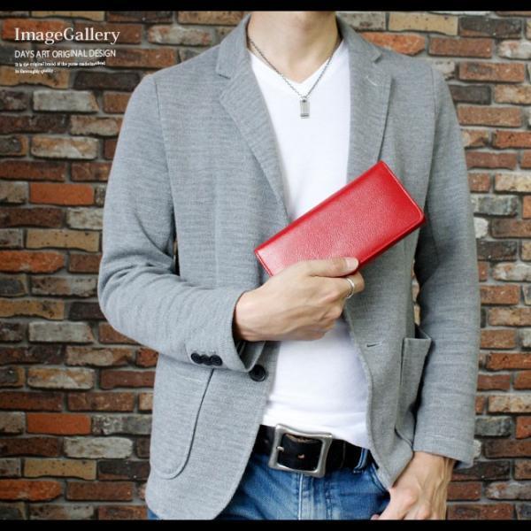 財布 長財布 メンズ レディース ユニセックス 本革 レザー 大容量 カード収納|asianarts|10