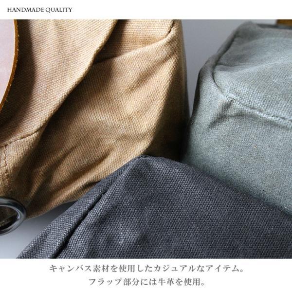 ショルダーバッグ クラッチバッグ ハンドバッグ 本革 キャンバス素材 斜めがけ シンプル コンパクト アウトドア トラベルバッグ asianarts 04