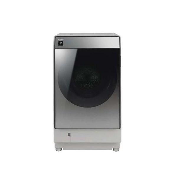 ES-W111-SL(左開き) シャープ ドラム式洗濯乾燥機