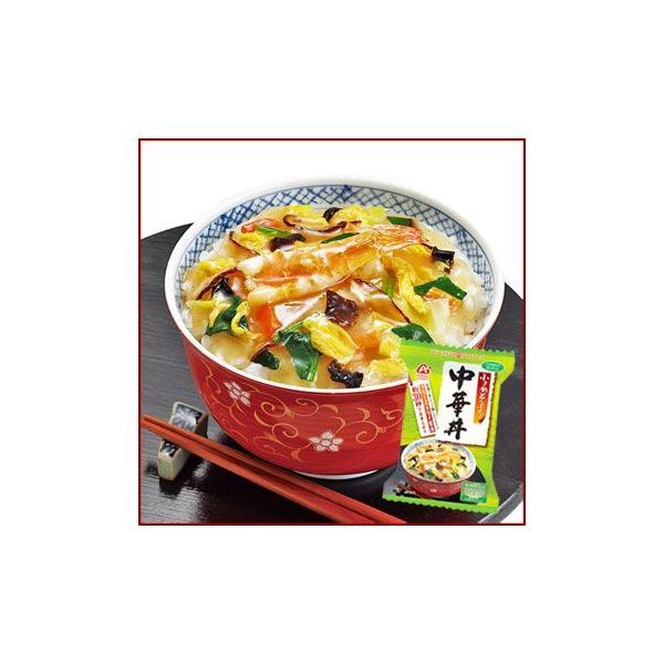 アマノフーズ フリーズドライ 中華丼の素 4食|asianlife