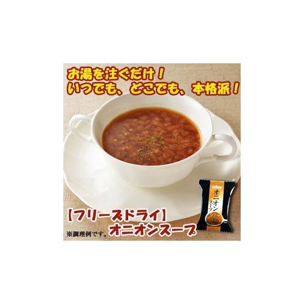 キリン協和フーズ フリーズドライ オニオンスープ 100食セット