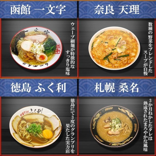 人気ご当地ラーメン詰め合わせセット 10店舗20食セット(麺・スープ) お取り寄せ|asianlife|02