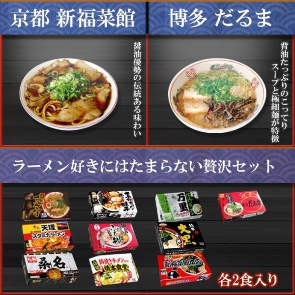 人気ご当地ラーメン詰め合わせセット 10店舗20食セット(麺・スープ) お取り寄せ|asianlife|04