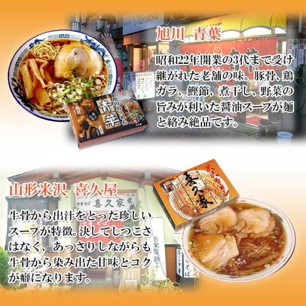 ご当地ラーメン 激戦区東北・北海道の厳選 6店舗12食セット お試しセット(麺・スープ)お取り寄せ|asianlife|04