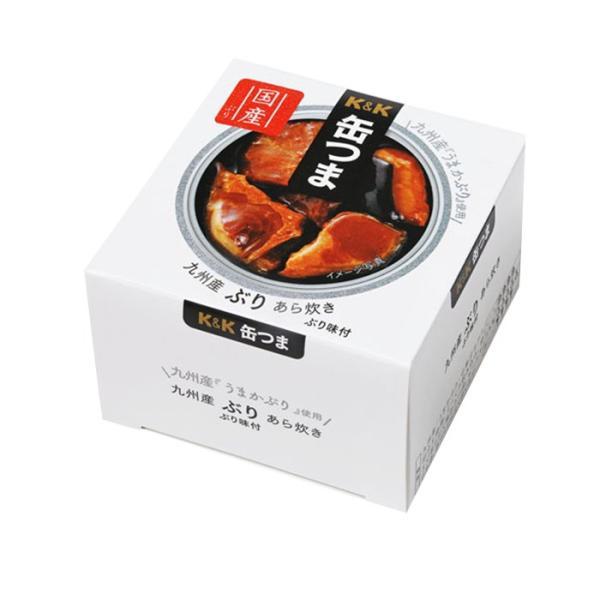 缶つま 九州産 ぶりあら炊き (缶詰 国分 おつまみ あて ワイン 常温保存)|asianlife|04