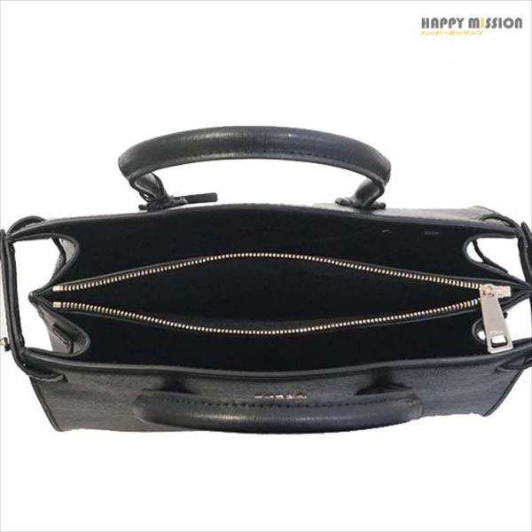 フルラ FURLA レディース PIN ハンドバッグ BLS1 O60 B30 SAFFIANO ブラック
