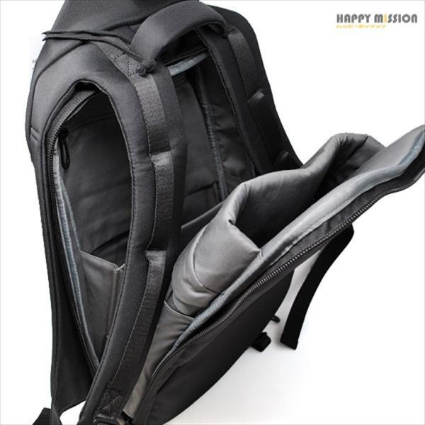 コートエシエル cote&ciel Isar Large/イザール バックパック PCリュック ビジネスリュック ノートパソコン MacBook メンズ 27710  BLACK