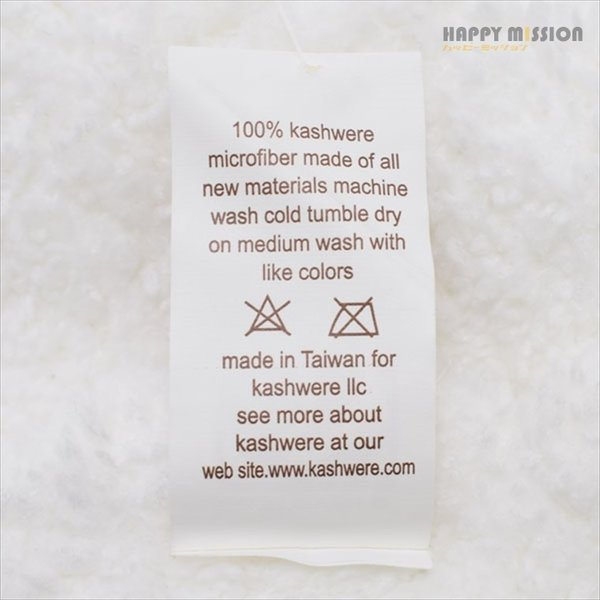カシウエア KASHWERE BB-63c-01-30 ベビーブランケット キャップ BABY BLANKET SOLID & CAP ホワイト おくるみ 出産祝い asiantokyo-y 04