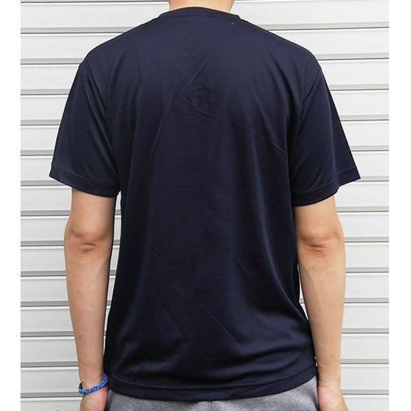 吸汗速乾 ドライTシャツ スポーツ メンズ おしゃれ 半袖 マイナスイオン コランコラン|asiantyphooon|16