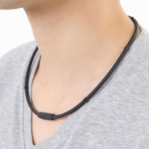 磁気ネックレス マグマックスループ 200 スポーツネックレス おしゃれ メンズ 肩こり magmax loop|asiantyphooon|19