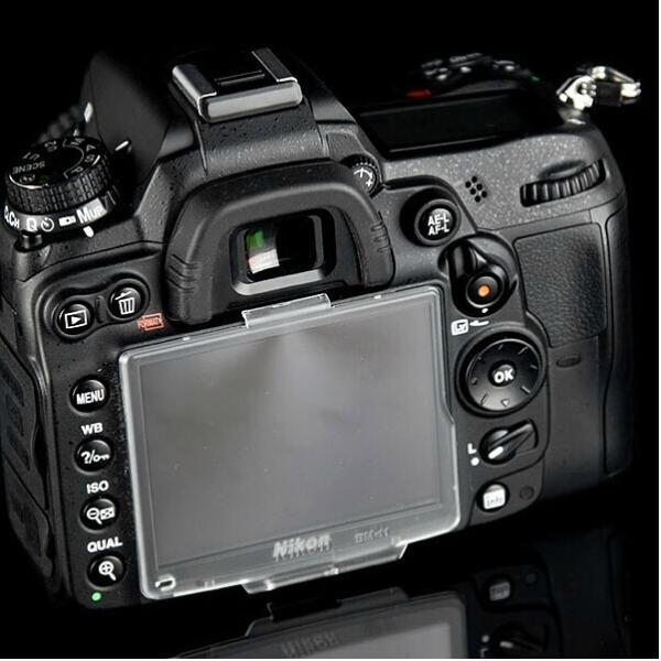 LCDモニタカバー 液晶保護カバー Nikon D7000用 BM-11 互換品 液晶プロテクト ニコン