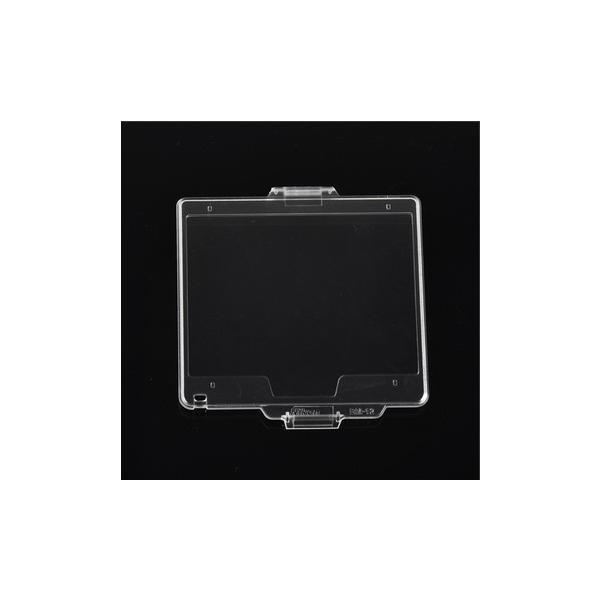 LCDモニタカバー 液晶保護カバー Nikon D800 D800E用 BM-12 互換品 液晶プロテクト ニコン