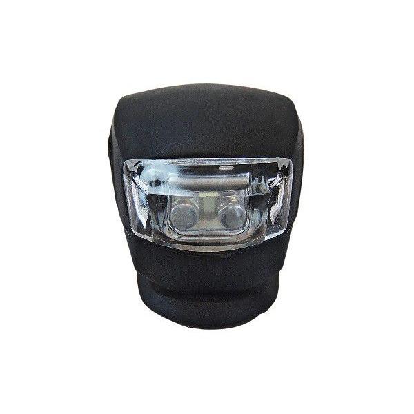 apt' シリコン サイクルライト ヘッドライト(自転車用 LED ライト ) (ブラック) 送料無料|asiapacifictrading|02