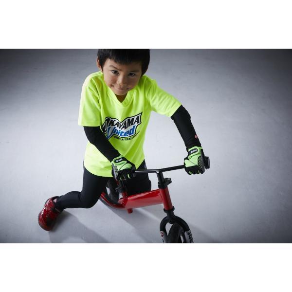 サイクルグローブ 子ども用 男の子用 女の子用 ロングフィンガー自転車用ランバイク用手袋 apt'|asiapacifictrading|10