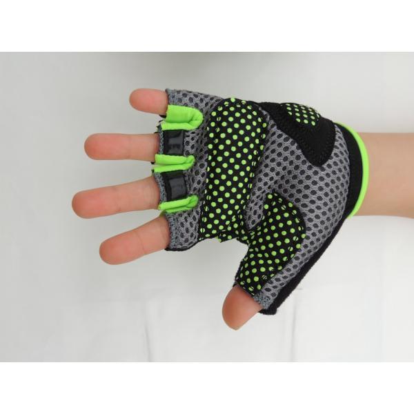 こども用サイクルグローブ ランバイクで使える 男の子 女の子用 夏用指切り自転車用手袋|asiapacifictrading|08