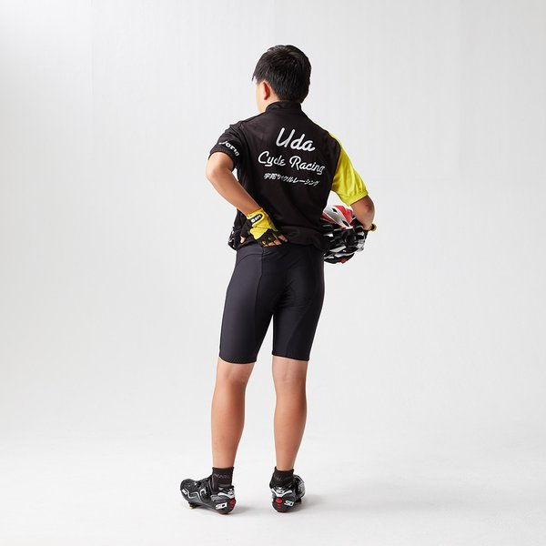 apt'(エーピーティー) レーサーパンツ ジュニア用 3Dゲルパッド ロードバイク用|asiapacifictrading|05