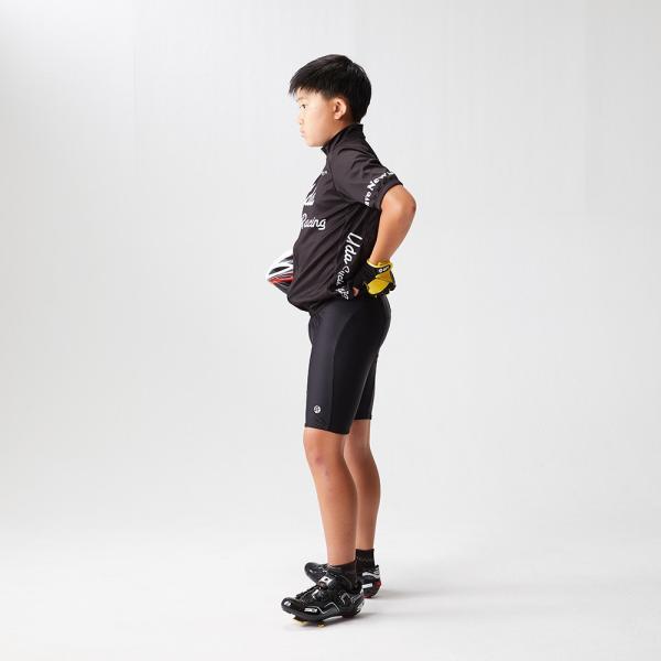 apt'(エーピーティー) レーサーパンツ ジュニア用 3Dゲルパッド ロードバイク用|asiapacifictrading|06
