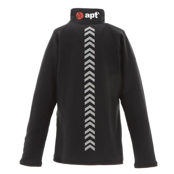 apt'(エーピーティー) キッズ 暖かいウインドブレークジャケット ランバイク キックバイク用 ジャンパー|asiapacifictrading|02