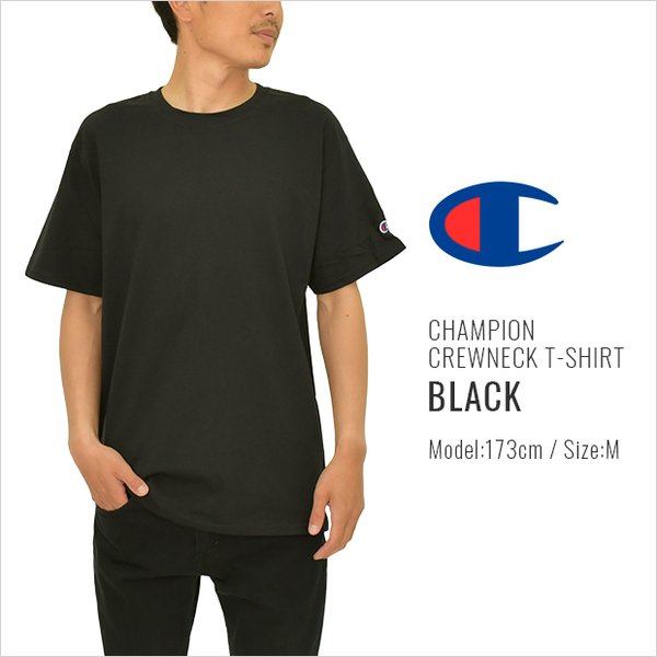 チャンピオン Tシャツ メンズ CHAMPION  大きいサイズ USモデル 無地 レディース|asis|02