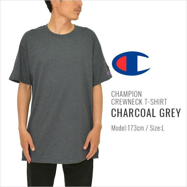 チャンピオン Tシャツ メンズ CHAMPION  大きいサイズ USモデル 無地 レディース|asis|04
