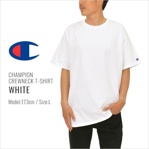 チャンピオン Tシャツ メンズ CHAMPION  大きいサイズ USモデル 無地 レディース|asis|05