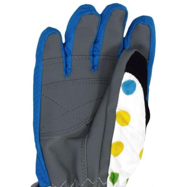 スキーグローブ あったか 子供 女児 SPALDING スポルディング 手袋 asnaro 03