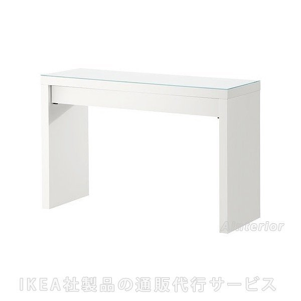 IKEA・イケア ドレッサー MALM ドレッシングテーブル ホワイト (403.554.09)