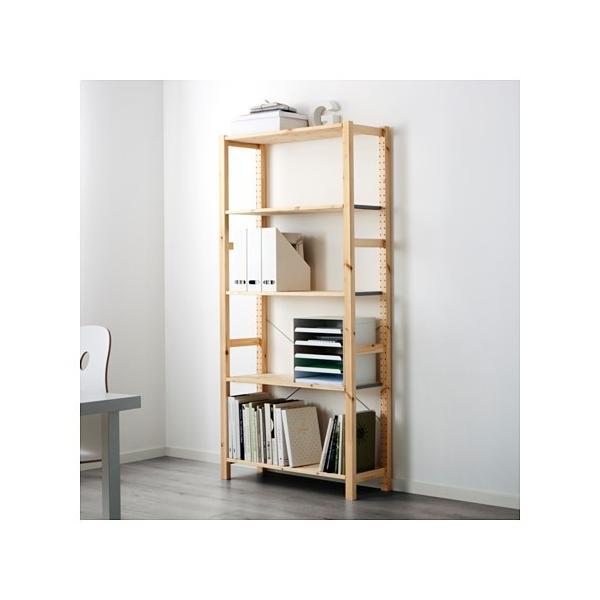 IKEA・イケア IVAR シェルフユニット, パイン材 (792.424.97)