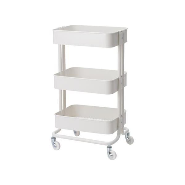 IKEA イケア ロースコグ RASKOG キッチンワゴン キャスター付き|asobinointerior|02