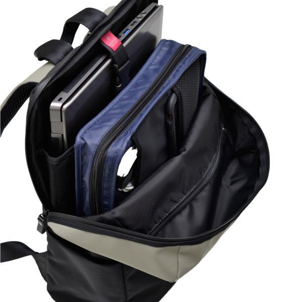バッグインバッグ メンズ ビジネス インナーバッグ  Yシャツケース ポーチ タブレットケース AV-T152 asoboze 02