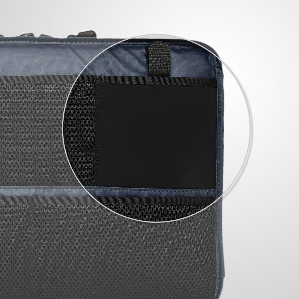 バッグインバッグ メンズ ビジネス インナーバッグ  Yシャツケース ポーチ タブレットケース AV-T152 asoboze 06
