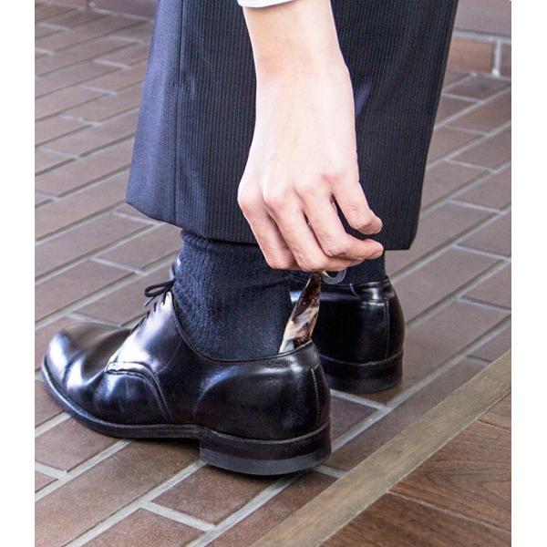 靴べら 鯖江 メガネフレーム素材 靴べらキーホルダー「footsoot」クリスマス ギフト SS-X174|asoboze|04