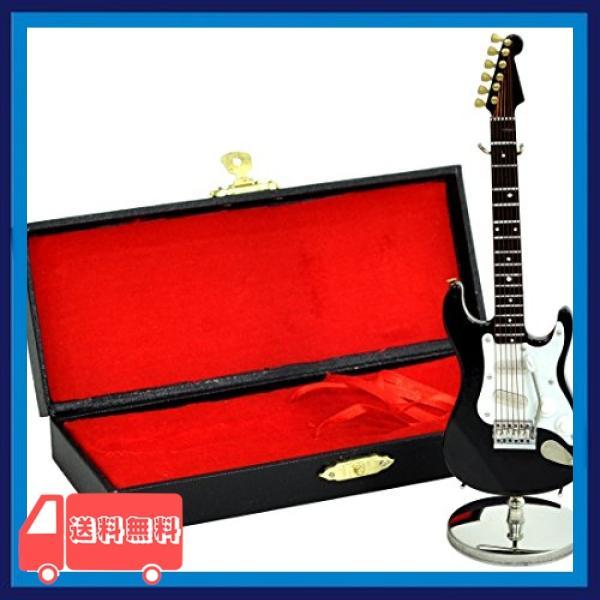 SUNRISESOUNDHOUSEサンライズサウンドハウスミニチュア楽器GE34-15cmBK/エレキギター
