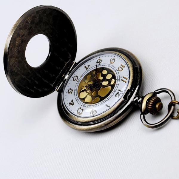 懐中時計 ペンダント ウォッチ プレゼント WD-WATCH