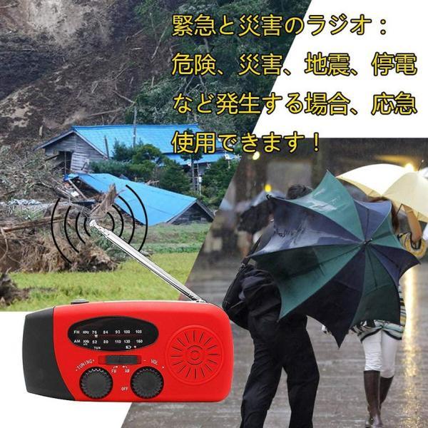 多機能防災 LED ラジオ 懐中電灯  ソーラー 充電 手回し 充電 USB充電対応 スマホ 充電 可能 日本語説明書付き 緊急用ラジオ 非常用ライト  BENRYDENKI aspace 07