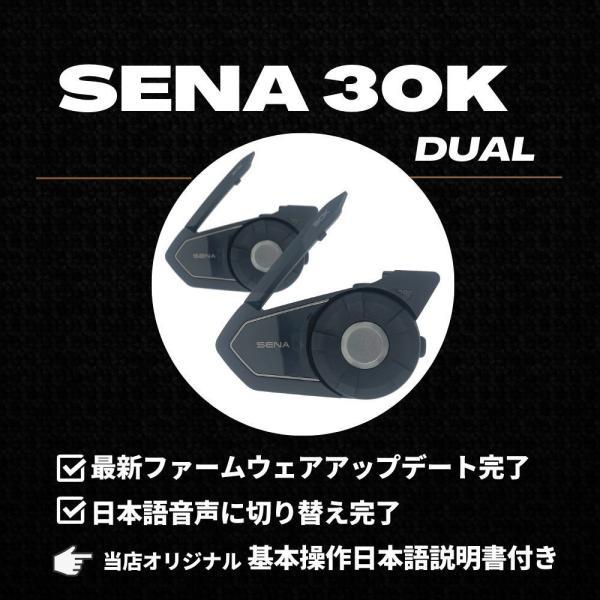 sena 30k 並行 輸入 アップデート