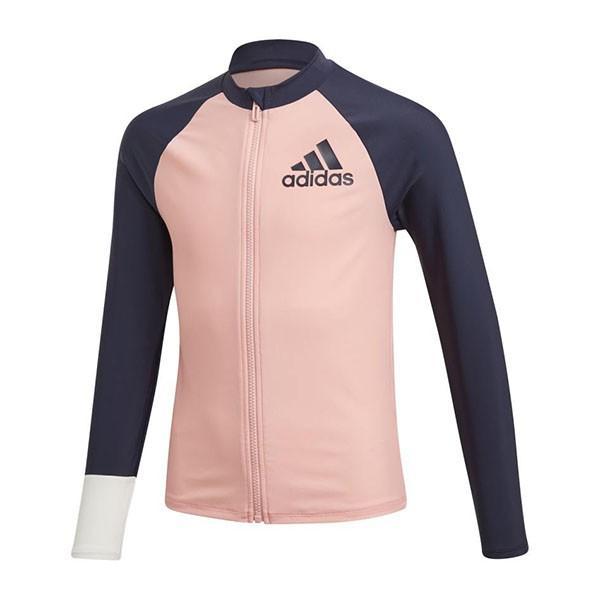 [adidas]アディダス ラッシュガード (GKE89)(FI8284)ピンク