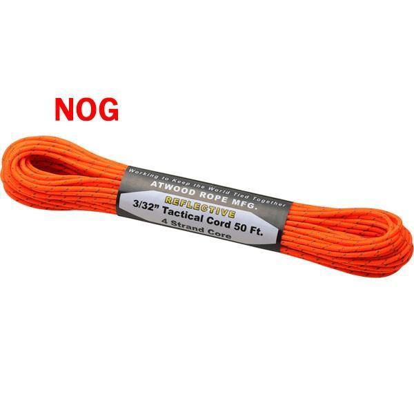 アトウッドロープ-Atwood Rope MFG タクティカルコードリフレクティブ