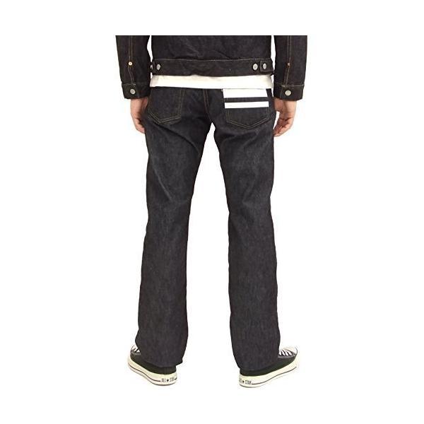 (桃太郎ジーンズ) Momotaro Jeans 1201SP メンズ デニムパンツ 10oz 出陣 スリムストレート (30)
