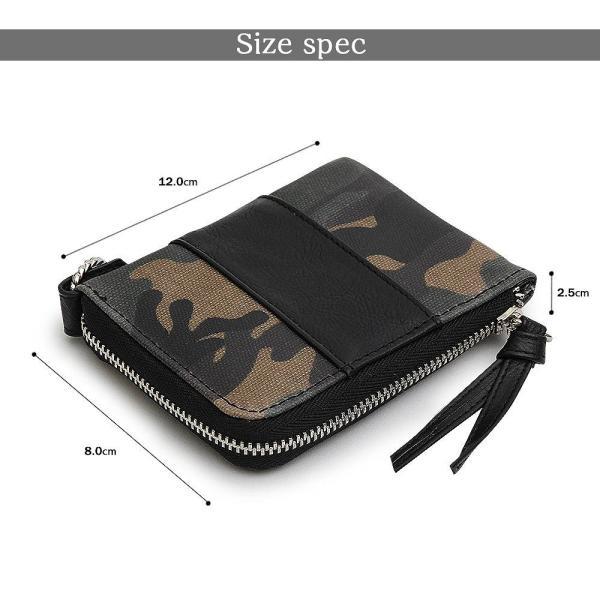 財布 小銭入れ 札入れ カード入れ ウォレット サイフ さいふ メンズ シンプル プレゼント ギフト オシャレ assistant 11