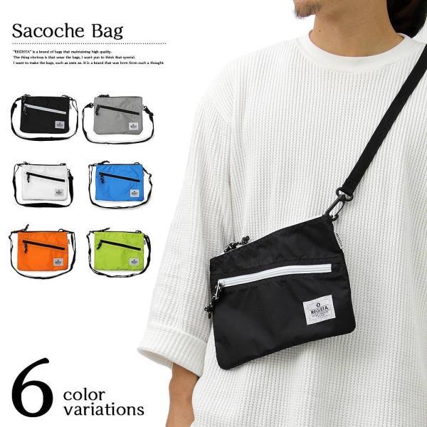 サコッシュ サコッシュバッグ ショルダーバッグ メンズバッグ 斜め掛けバッグ メンズ カジュアルバッグ デイリーユース 旅行 鞄 軽い 人気 バッグ|assistant