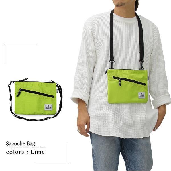 サコッシュ サコッシュバッグ ショルダーバッグ メンズバッグ 斜め掛けバッグ メンズ カジュアルバッグ デイリーユース 旅行 鞄 軽い 人気 バッグ|assistant|05