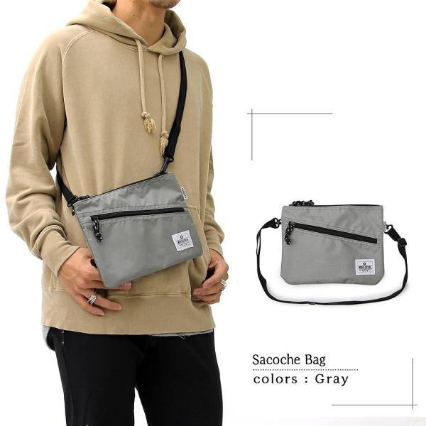 サコッシュ サコッシュバッグ ショルダーバッグ メンズバッグ 斜め掛けバッグ メンズ カジュアルバッグ デイリーユース 旅行 鞄 軽い 人気 バッグ|assistant|06