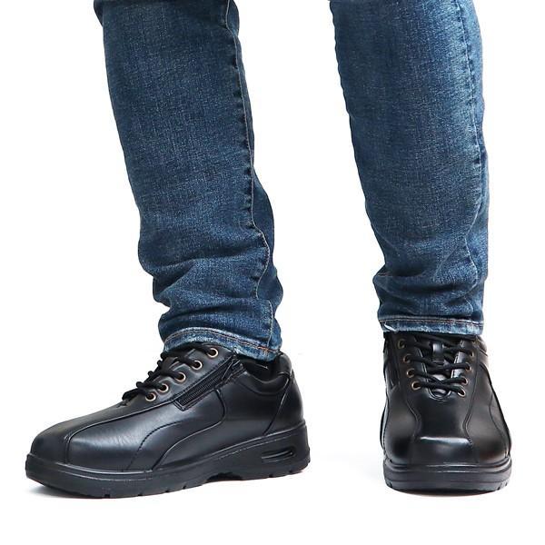 ウォーキングシューズ メンズ 軽い ビジネスシューズ 男性 靴  雨の日 撥水 軽量|assistant|10