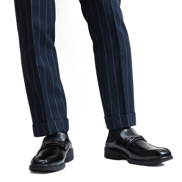 ビジネスシューズ サンダル メンズ かかとなし スリッパ 紳士靴 AIR WALKING assistant 11