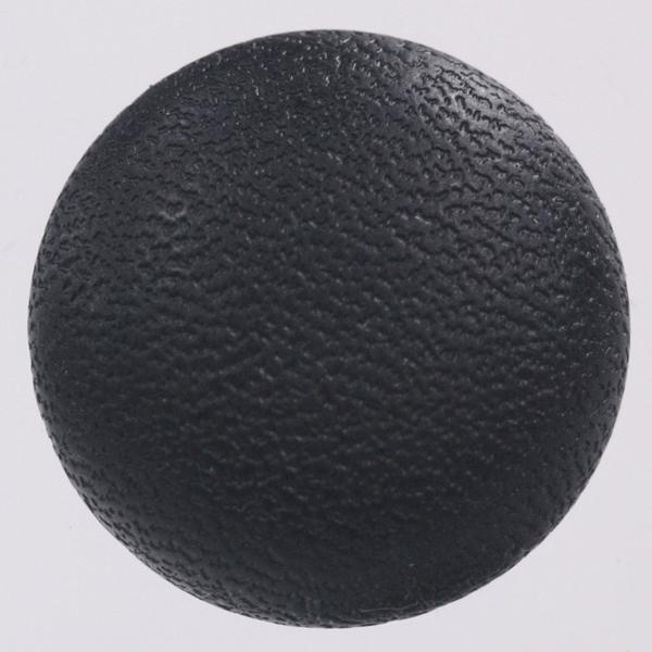 革調プラスチックボタン 25mm 黒 1個入 (レザータッチ) / RN5505-09(黒) ボタン 手芸 通販