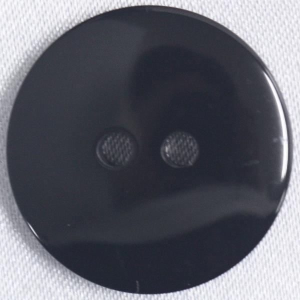 プラスチックボタン 09(黒) 30mm 1個入 (貝調) SE2622 (ジャケット・コート向) ボタン 手芸 通販
