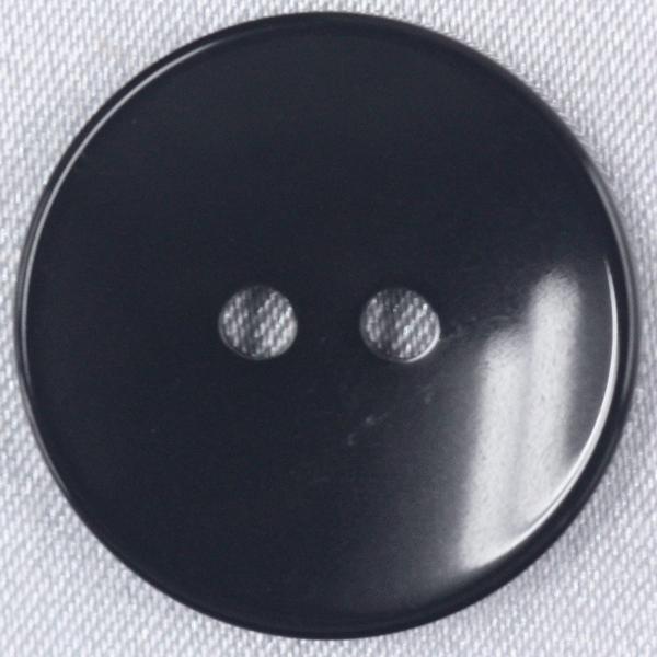プラスチックボタン 09(黒) 30mm 1個入 (貝調) SE2623 (ジャケット・コート向) ボタン 手芸 通販