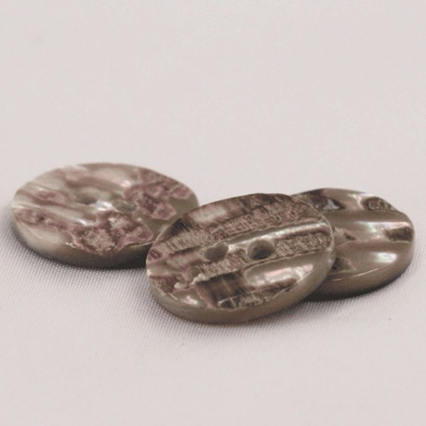 貝ボタン (アワビ) 25mm 1個入 天然素材 SSO6 (ジャケット・コート向) ボタン 手芸 通販