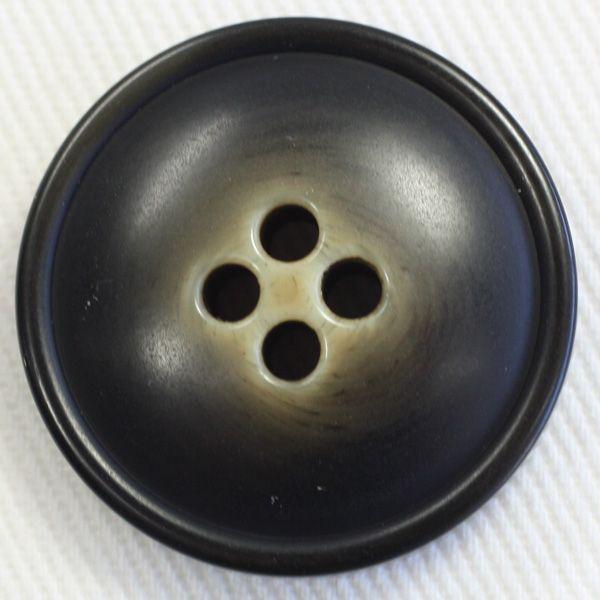 プラスチックボタン 48(茶系) 23mm 1個入 (ナット調) VT85  (ジャケット・コート向) ボタン 手芸 通販